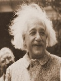 A.Einstein